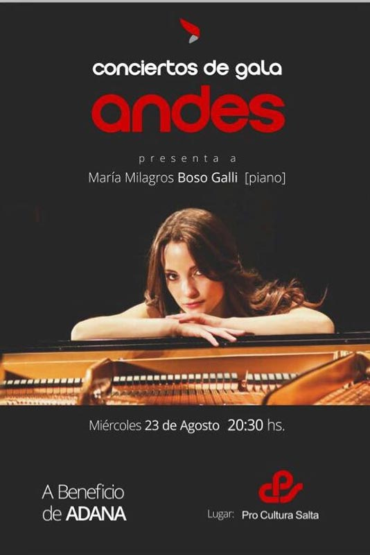 María Milagros Bosso Galli